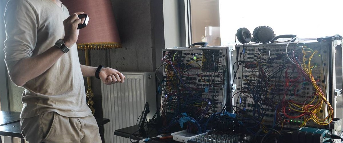 Brussels Electronic Marathon - Music & Technology Corner
